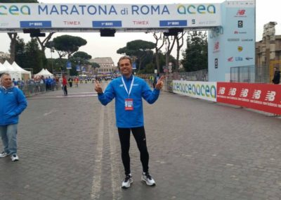 Andrea Giocondi - Preparatore atletico e tecnico