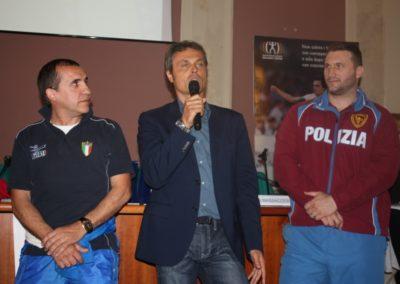 Toraldo, Giocondi e Cammarelle